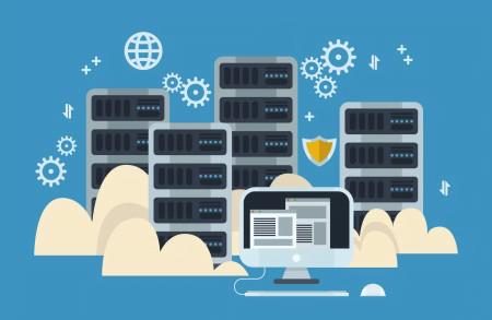 Cloud Hosting Frontpage